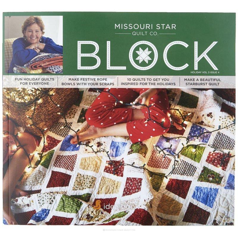 Block 3/4 Holiday