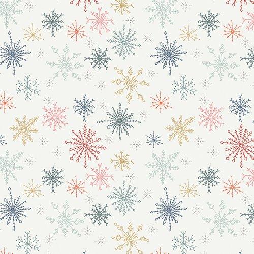 Cozy and Joyful 12591 Make Snow Flurries