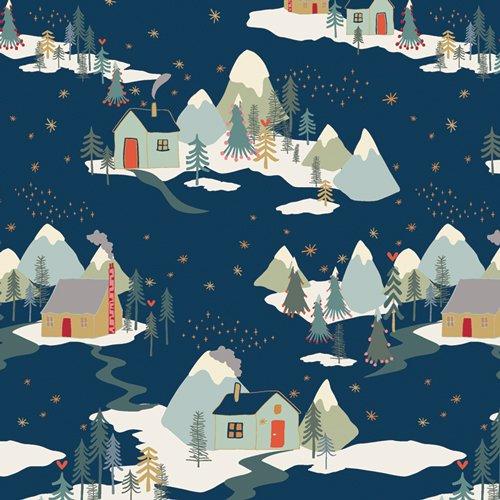 Cozy and Joyful 12593 Winter Wonderland