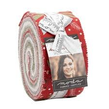 Christmas Morning Jelly Roll