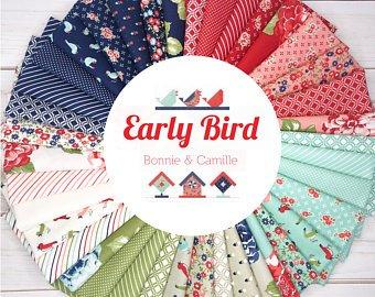 Early Bird Fat 1/4's 40pcs