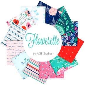 Flowerette 12 Fat 1/4's