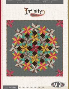 Infinity Quilt Kit