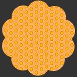 Oval Elements 901 Papaya Orange