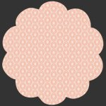 Oval Elements 941 Peach Dust