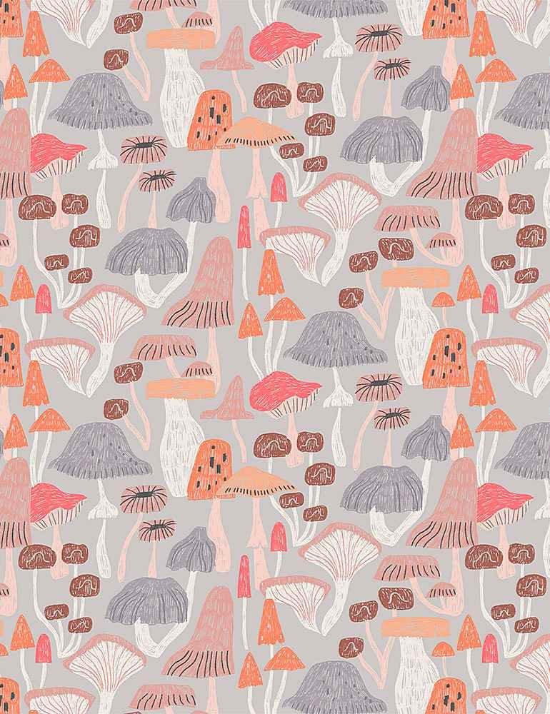 New Here Mushrooms