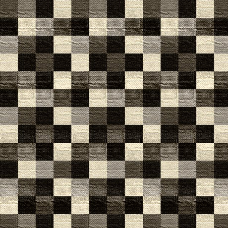 Quilting Treasures - Majestic Wolves - Squares - 1649 28229 K - Gray