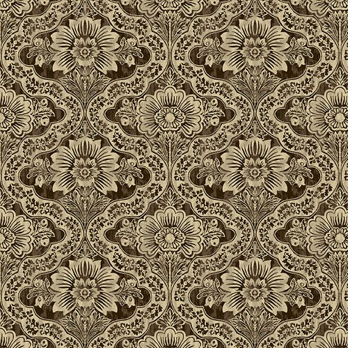 Farmer's Market - Farm Damask - 4453-43