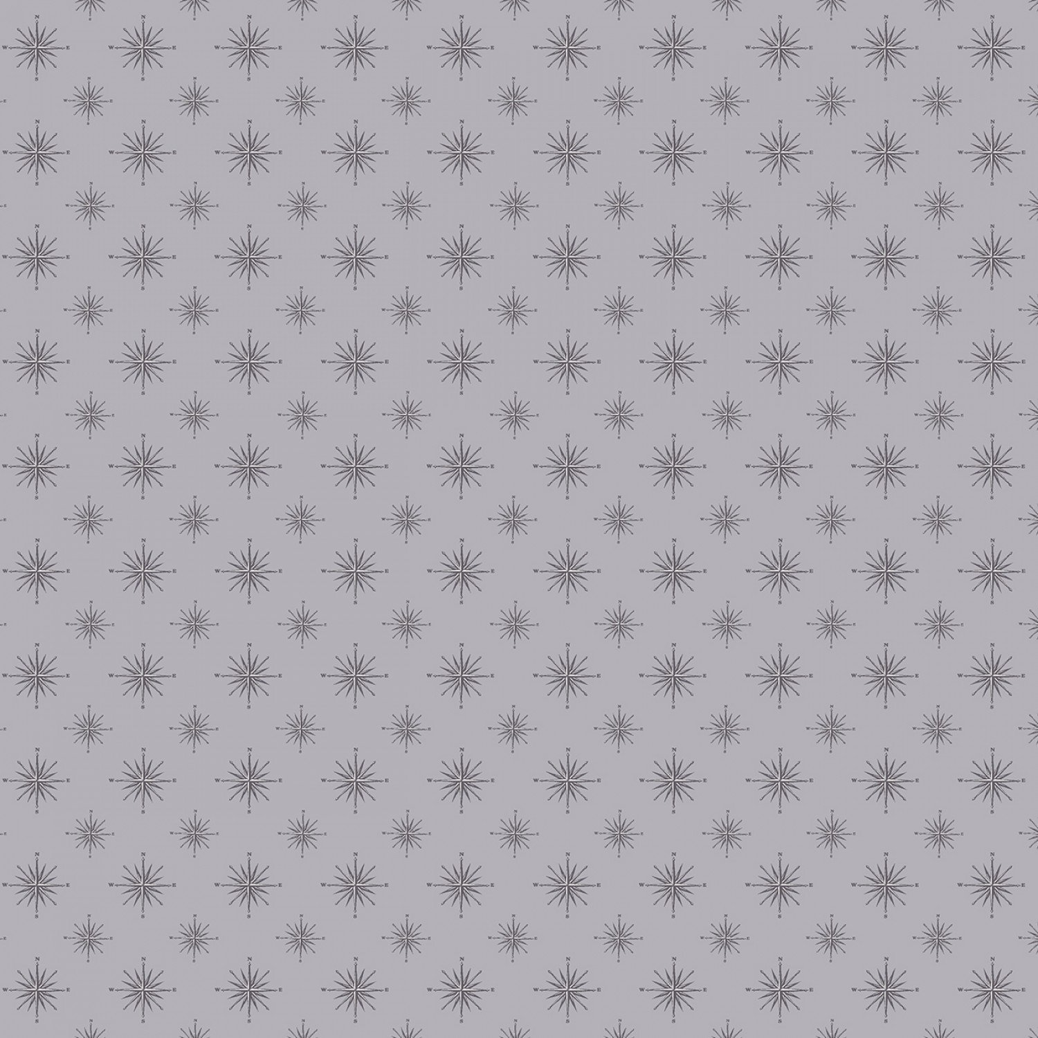 Foust Textiles - Discover - Compass - 52628-3 - Grey