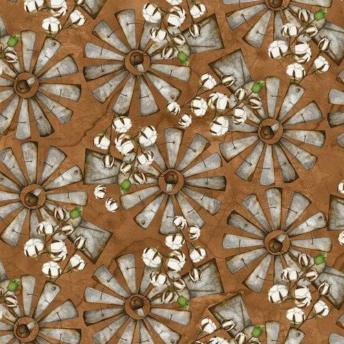 Love 4 Cotton - Mini Windmills - 9433-35