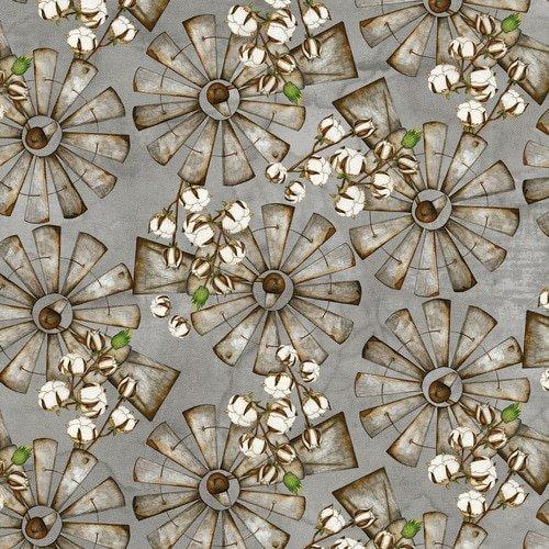 Love 4 Cotton - Mini Windmills - 9433-90