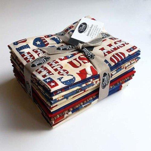 American Fat Quarter Bundle