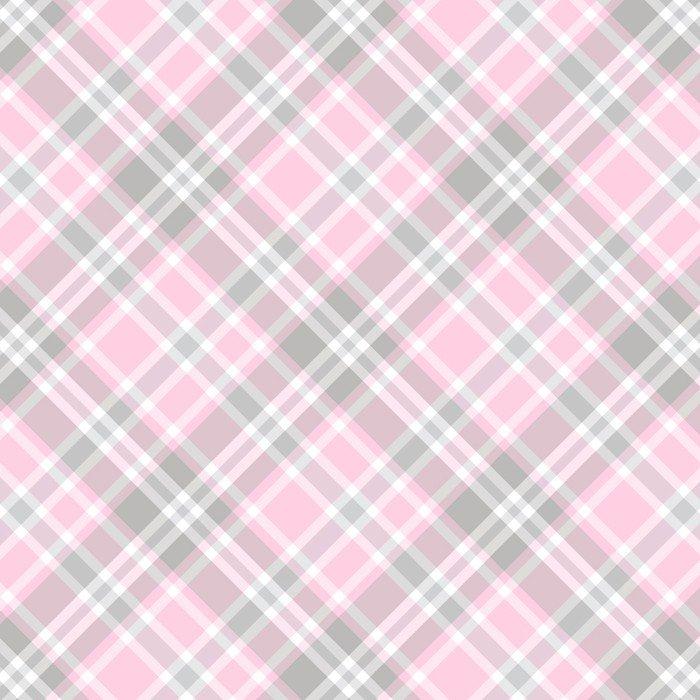 Anti-Pill  Fleece -  Pink Plaid - DT-6151-MA/1