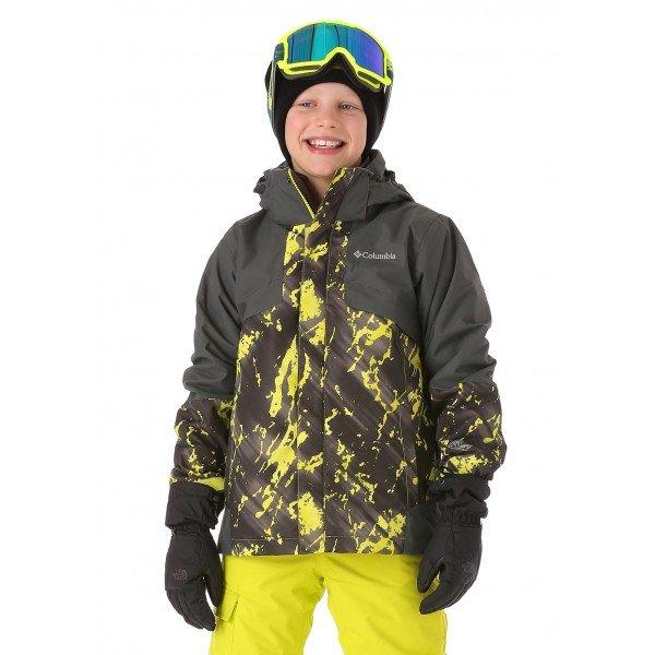 Boys' Bugaboo™ II Fleece Interchange Jacket