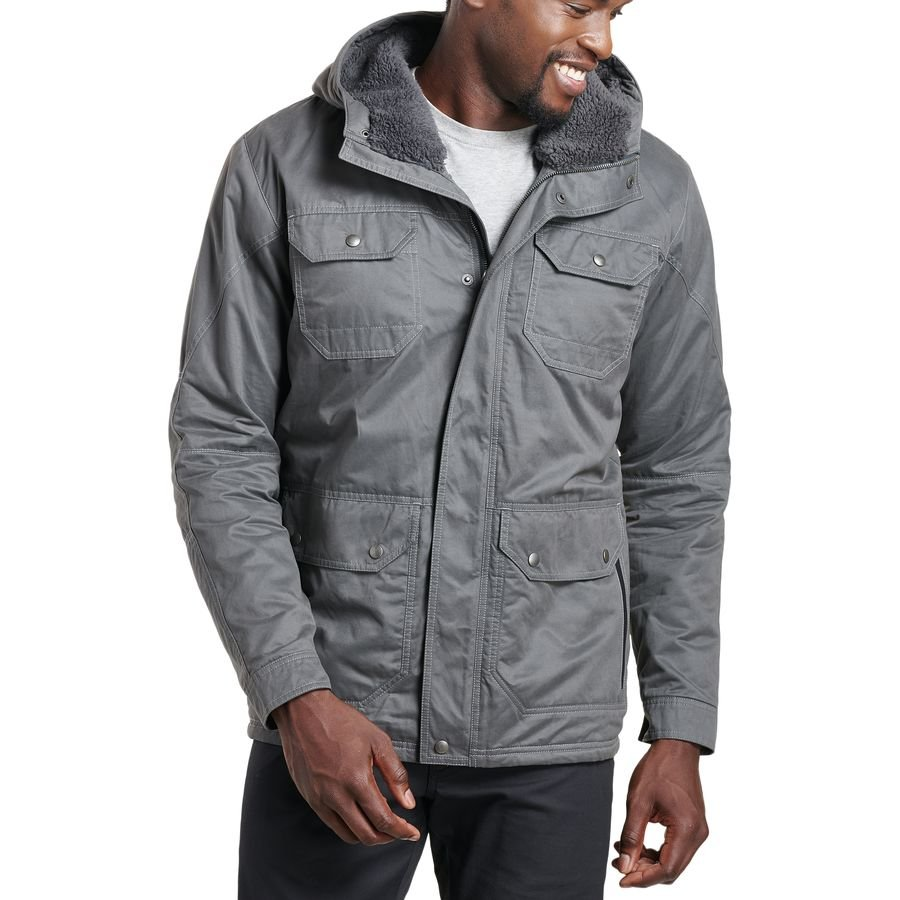 M Fleece Lined Kolluion Jacket
