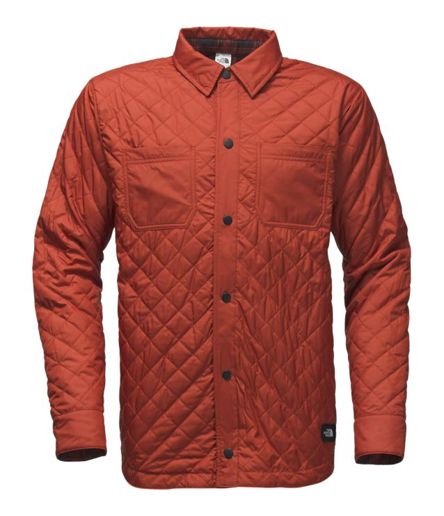 M FORT POINT INSULATED FLANNEL