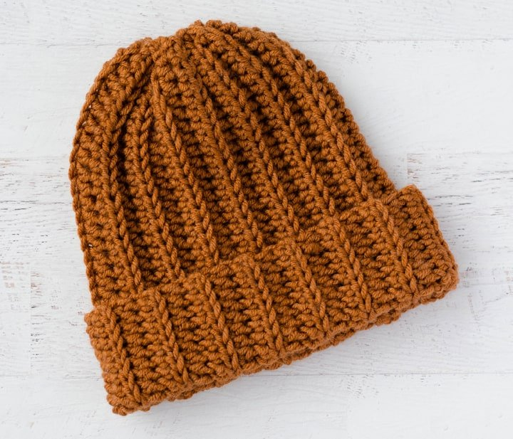 Toddler Cub Knit Hat