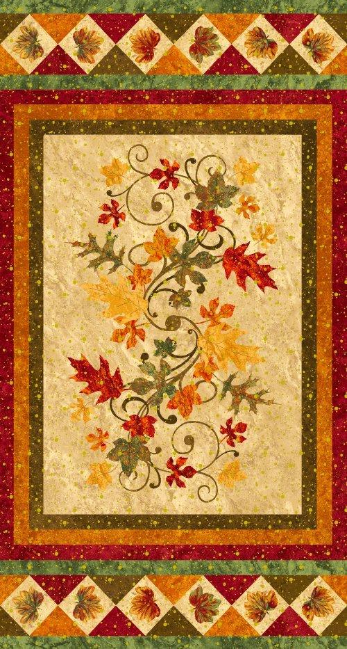 A New Leaf Panel