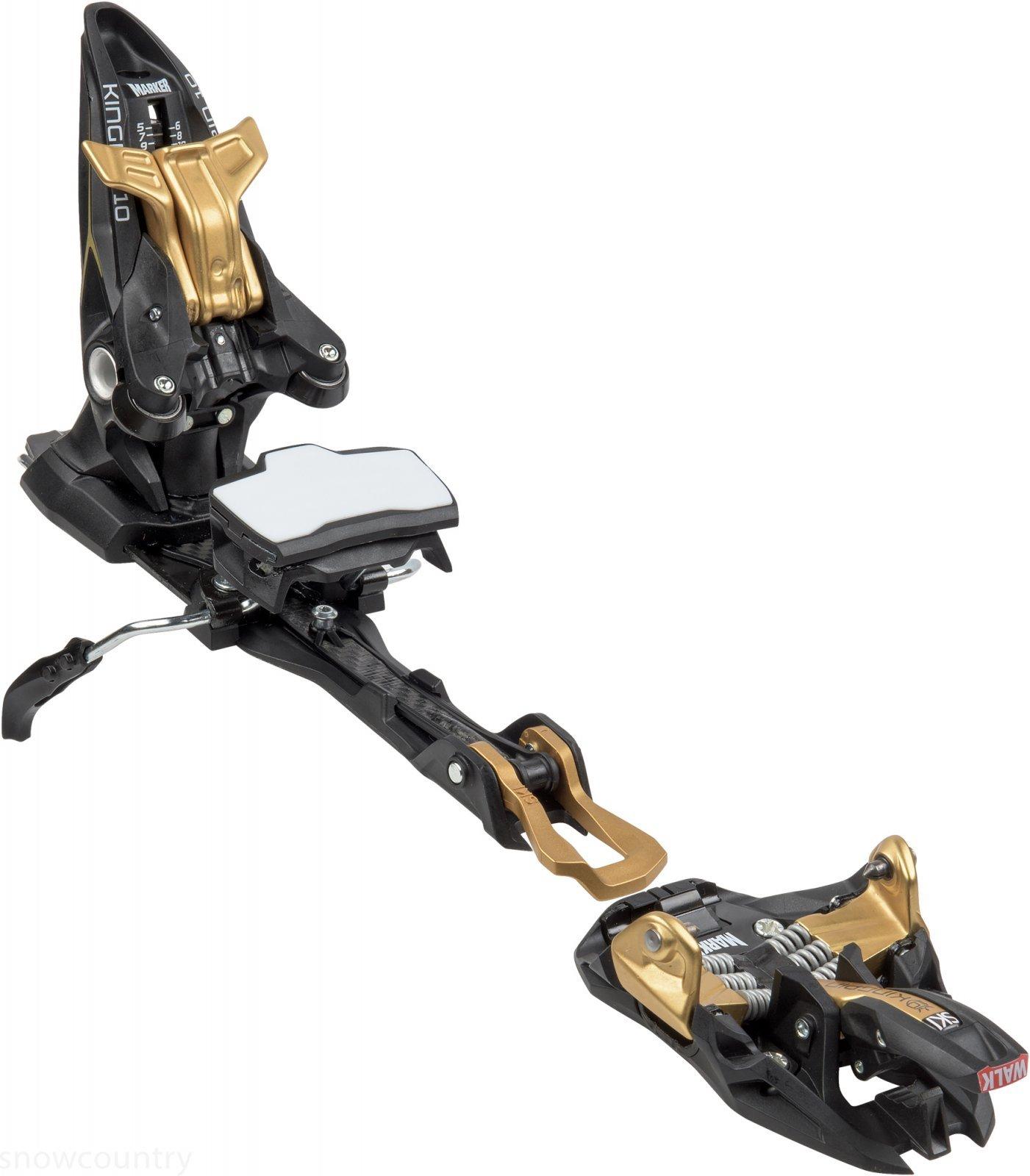 Marker Kingpin 13 Ski Bindings 18/19 100-125mm