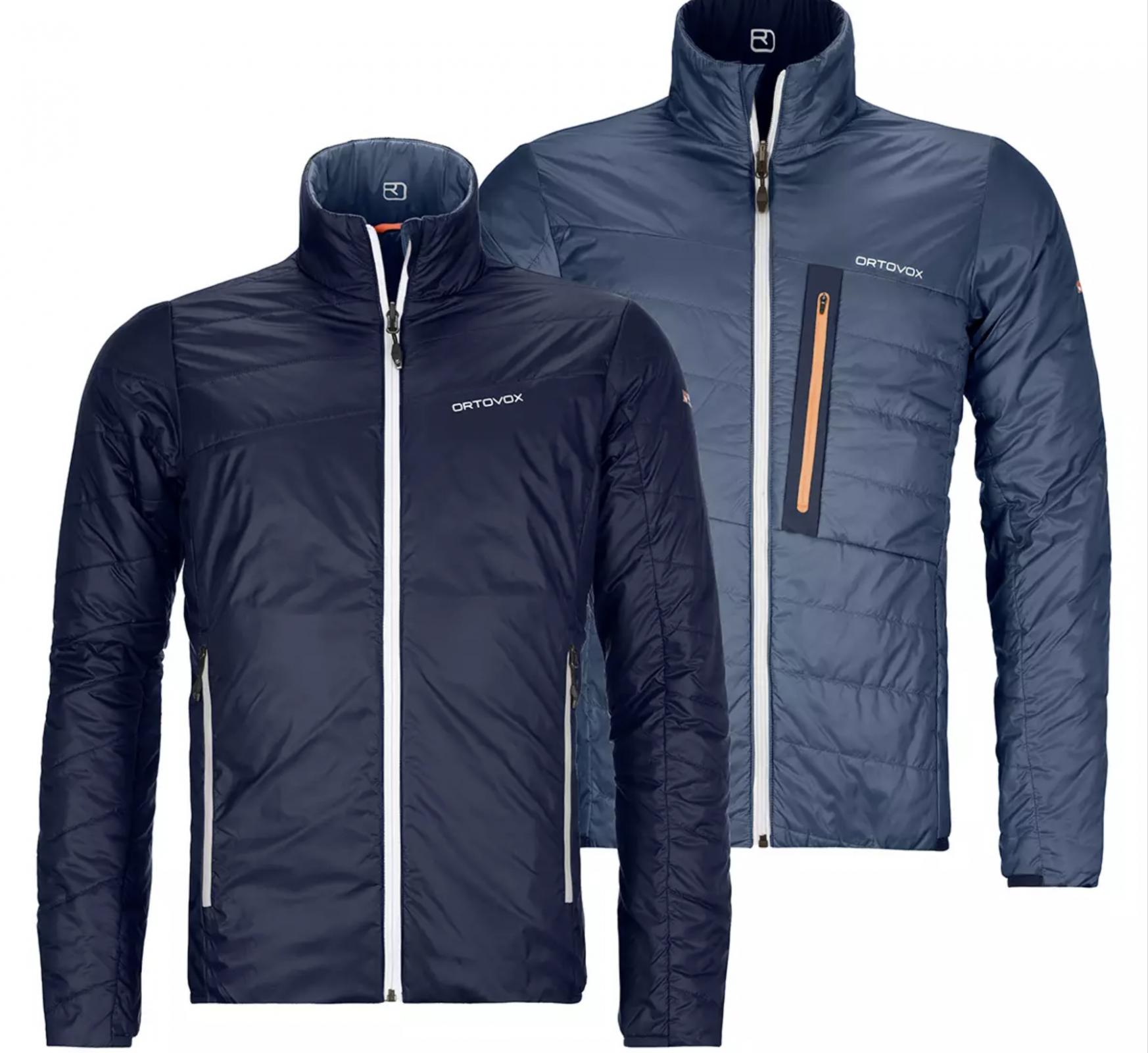 Ortovox Swisswool Piz Boval Men's Jacket
