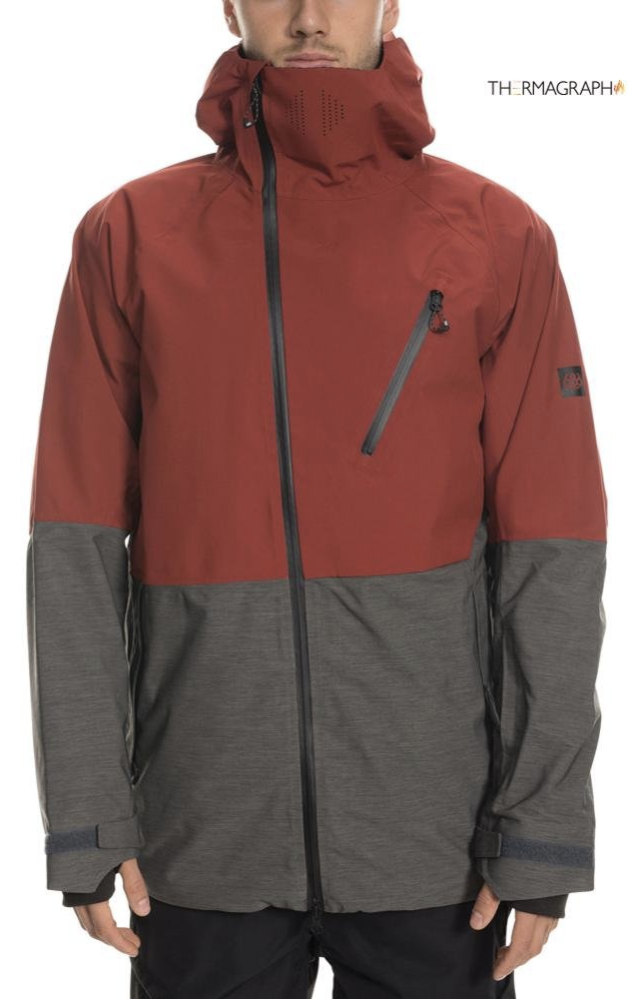 686 Men's GLCR Hydra Thermagraph Jacket 19/20