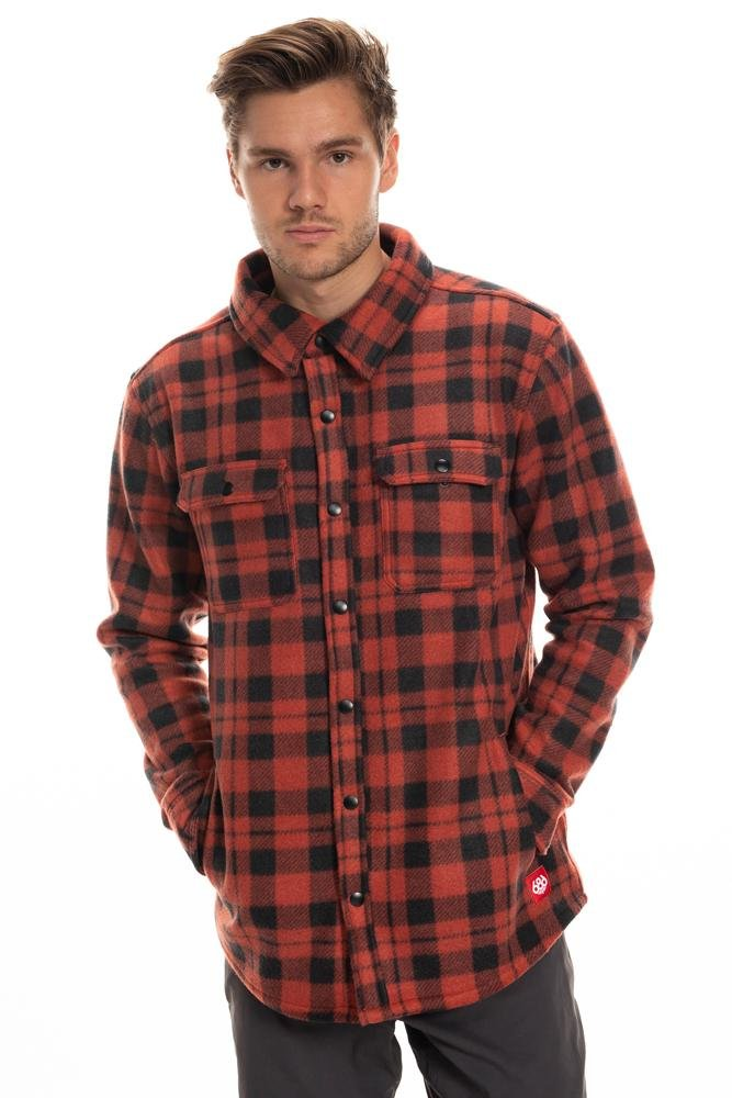 686 Men's Sierra Fleece Flannel 19/20