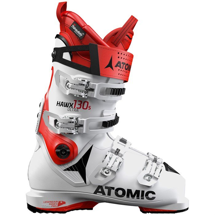 Atomic Hawx Ultra S white-red 130 2018/19