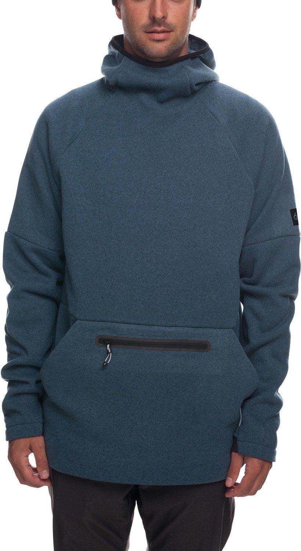 686 Men's GLCR Knit Tech Fleece Hoody 19/20