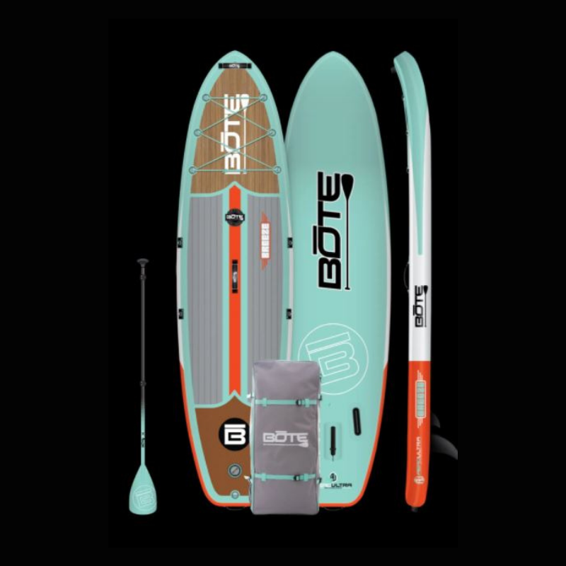 BOTE Breeze Aero 10'8 Inflatable Paddle Board