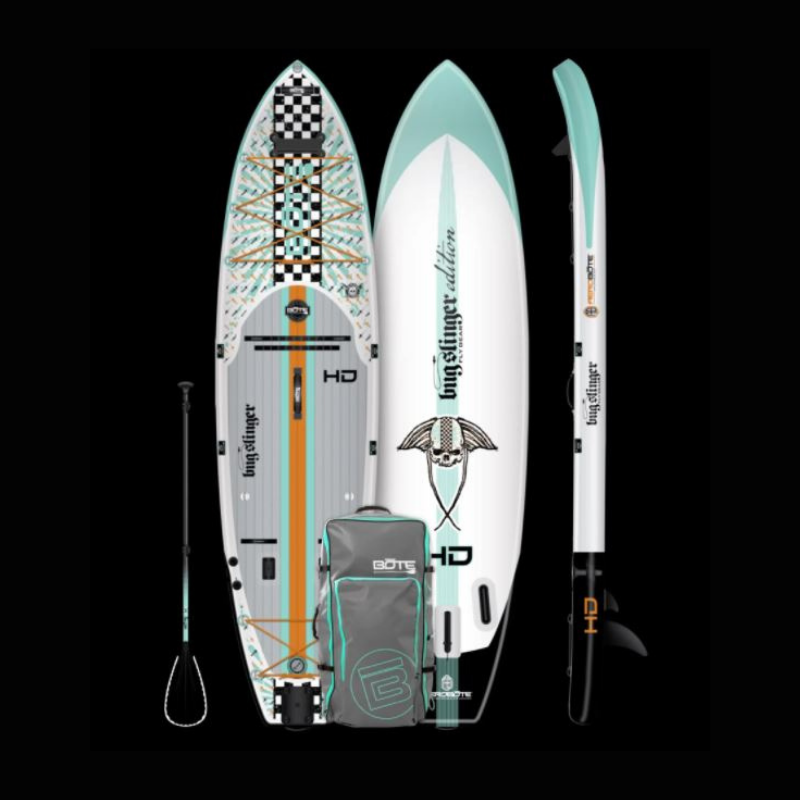 BOTE HD Aero 11'6 Inflatable Paddle Board