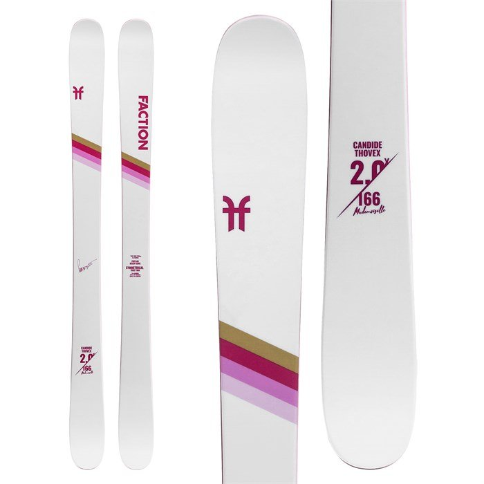 Faction CT 2.0X Mademoiselle Women's Skis 19/20
