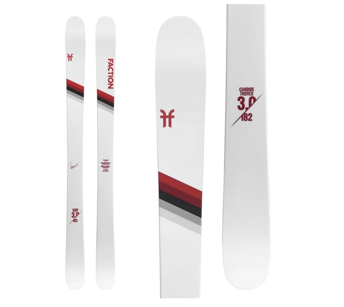 Faction CT 3.0 Skis 19/20