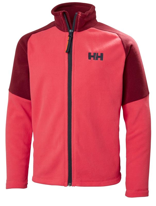 HH Jr Daybreaker Full Zip Junior Fleece