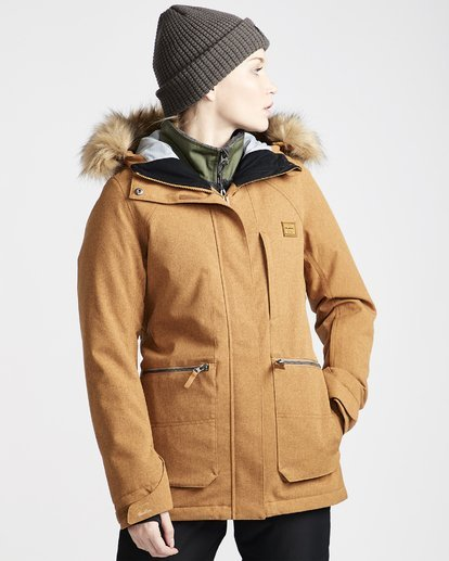 Billabong Into The Forest Jacket 19/20