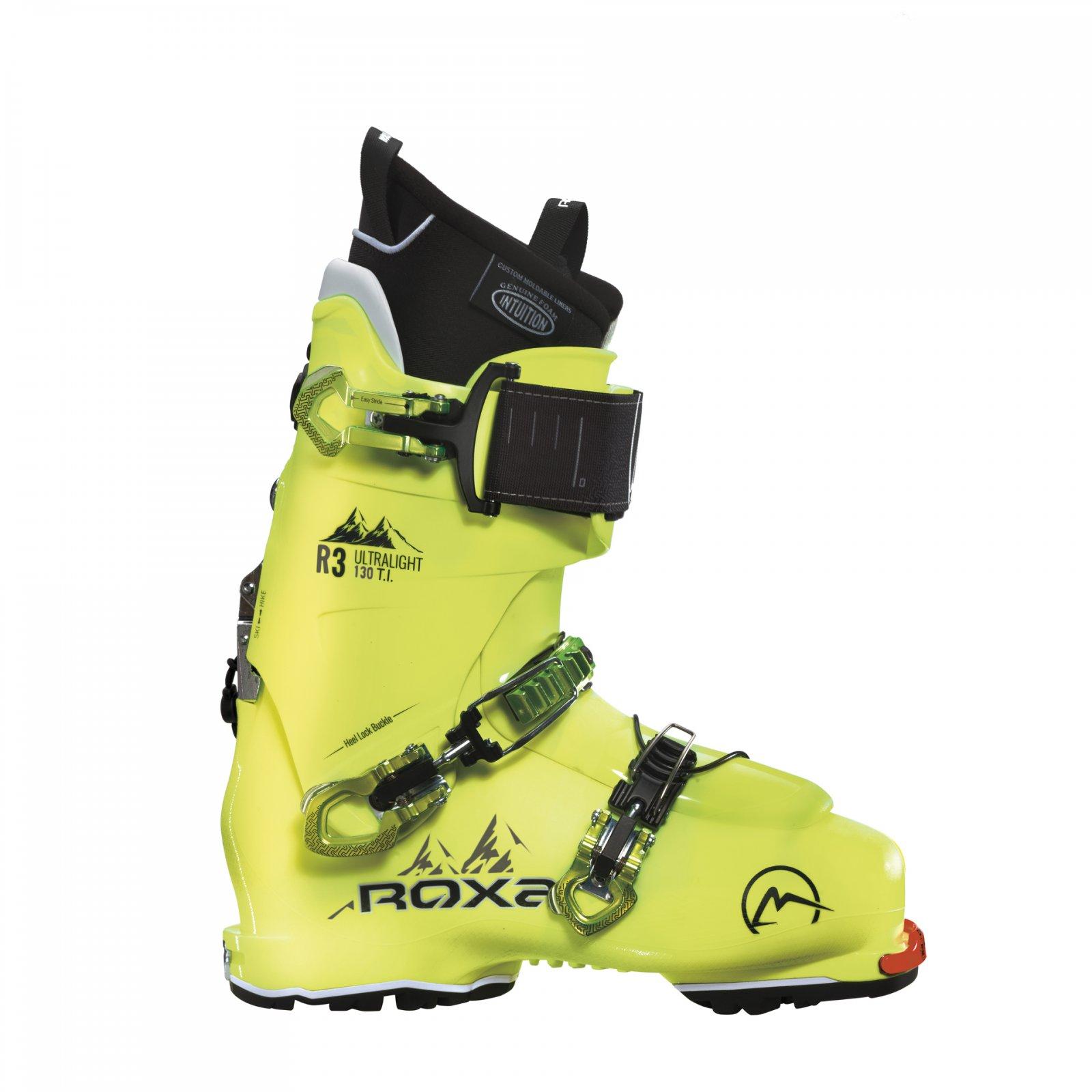Roxa R3 130 TI IR Men's Ski Boots 18/19