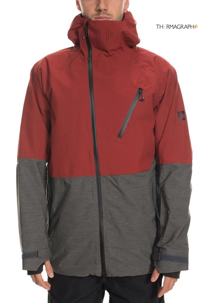 686 Men's Glcr Hydra Thermagraph Jkt 19/20