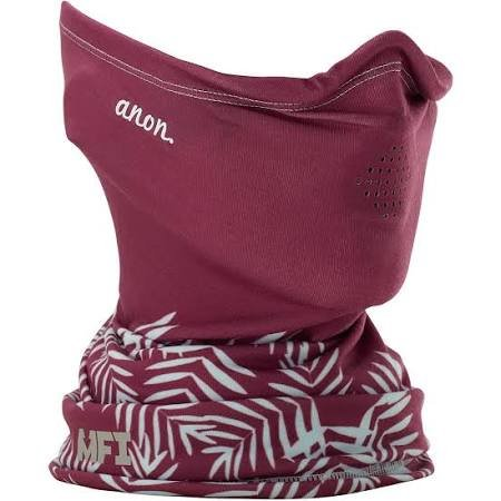 Anon M MFI LT Neck warmer Imperial Purple