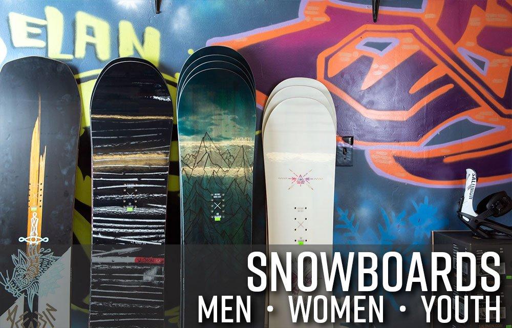 Snowboards In Boise Idaho
