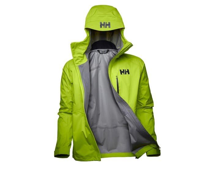 HH Men's Verglas 3L Shell Jacket 19/20