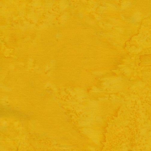 Island Batik Basics - Taxi - Yellow