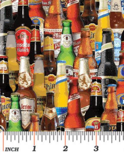 Tail Gating - Beer Bottles