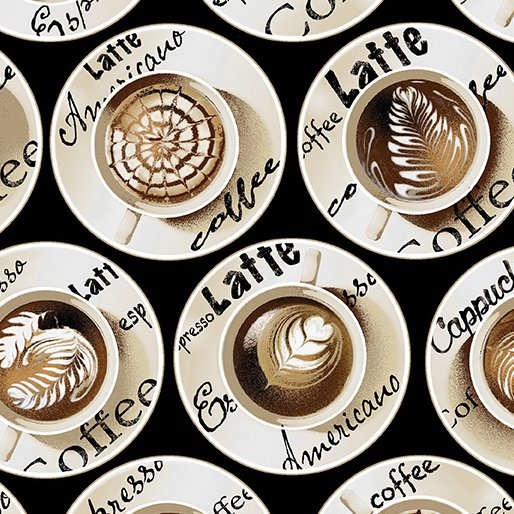 Expresso Yourself - Latte Love Black