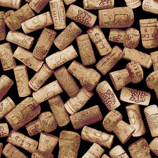 Vineyard Classics II - Corks Black