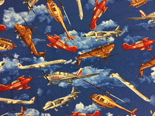 Heavy Metal - Planes Royal Blue