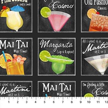 Cheers - Squares (Panel)
