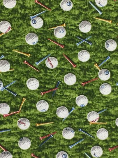 On the Green - Golf Balls & Tees