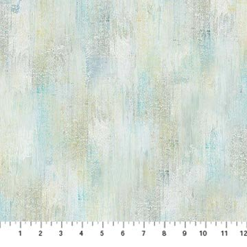 City Scene - Light Mottled Seafoam