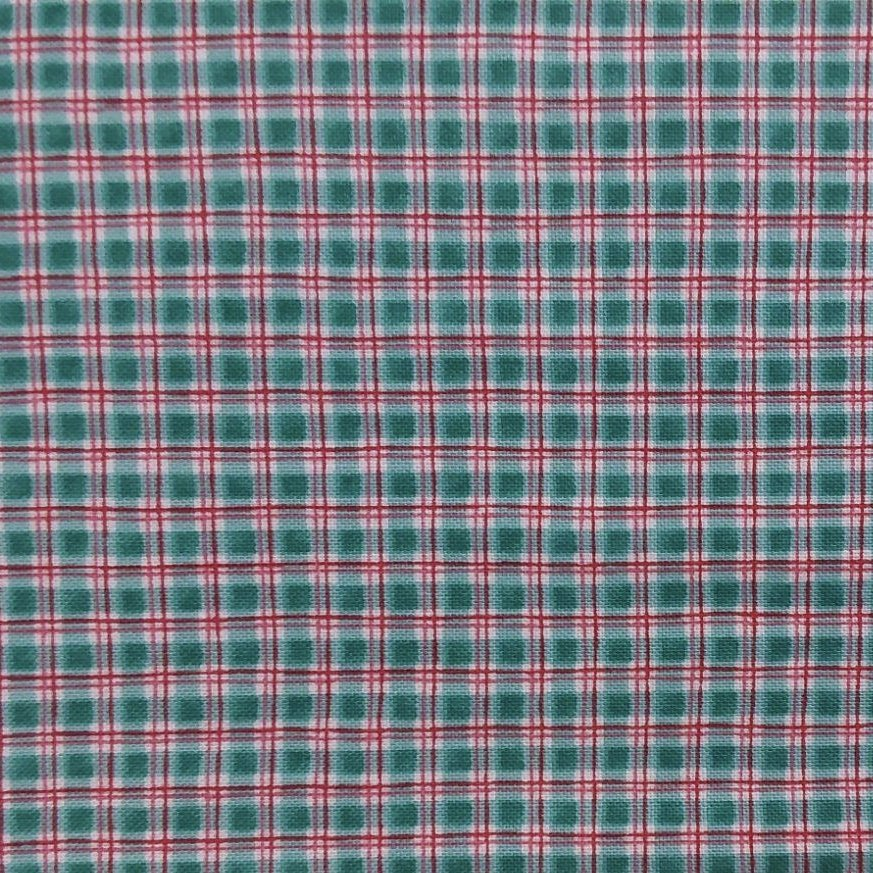 Jingle all the Way - Red/Green Plaid