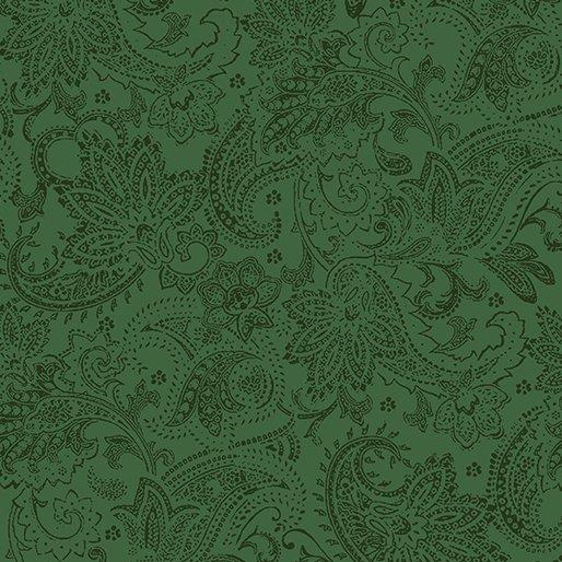 A Festive Season - Paisley Dk Green