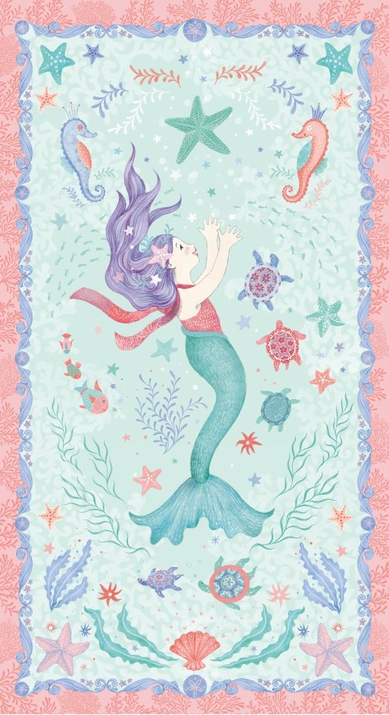 Mermaid Dreams - Panel